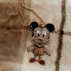 🆕🎄🎁 Disney Mickey Mouse Necklace